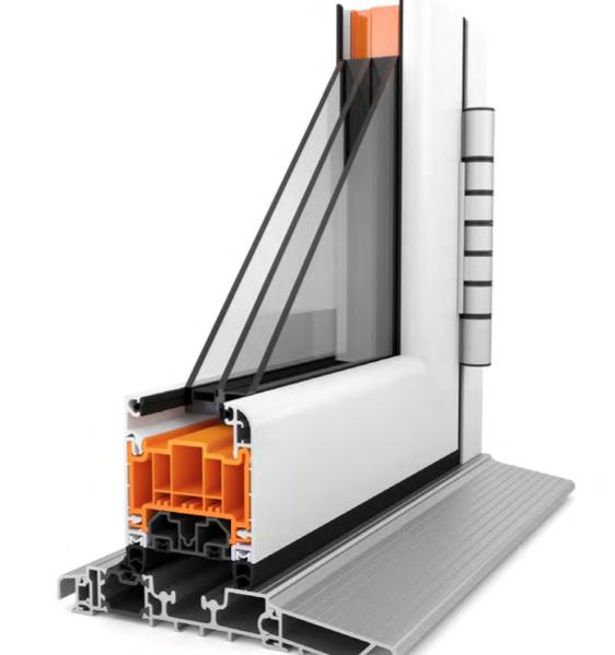 Warmcore Folding Sliding Doors Nw Rooftech